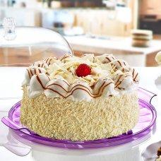 Zvono za tortu s podloškom 28 cm