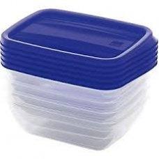 Kutija za hranu Vedo 5x0.5l