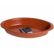 Pekač ovalni keramički 33x19 cm