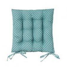 Jastuk za sjedalicu Luna plavi 40 cm