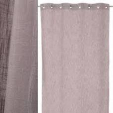 Zavjesa Siva mat 140x260 cm