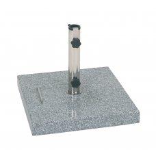 Stalak za suncobran 25 kg granitni