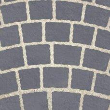 Opločnik Semmelrock Arte kombinirana forma - antracit