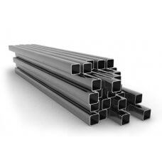 Cijev željezna 40x40x2  1 kom / 6 metara
