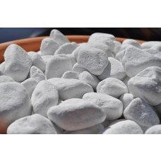 Kamen dekor bijeli 15-25mm