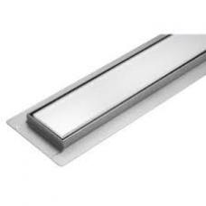 Tuš kanalica white glass 60 cm