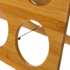Držač boca bambus