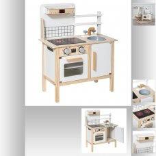 Kuhinja dječja drvena