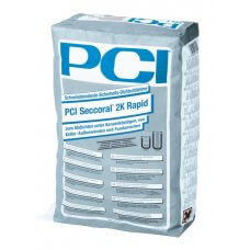 Hidroizolacija dvokomponentna PCI Seccoral 2K Rapid
