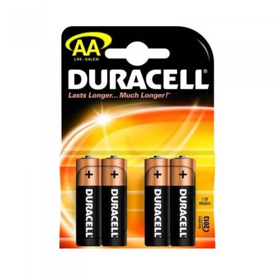 Baterije Duracell 4/1 AA