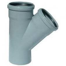 PVC kanalizacijska račva fi110/110/45