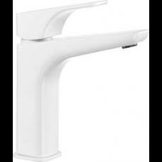 Slavina za umivaonik Hiacyne bijela