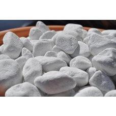 Kamen dekor bijeli 25-40mm
