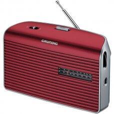 Radio Music 60 crveno-srebreni Grundig