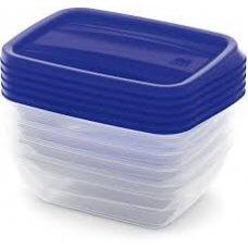 Kutija za hranu Vedo 4x0,75 l
