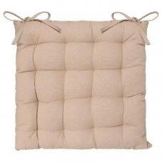 Jastuk za stolicu Linen 38x38x6 cm
