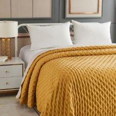 Prekrivač 240x260 cm Žuti