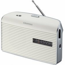 Radio Music 60 bijelo sredbreni GRUNDIG